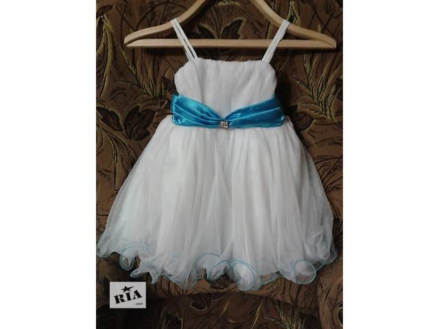 Нарядное платье для девочки 2-3 года - объявление о продаже  в Кременчуге