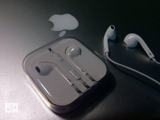 продам  наушники apple earpods оригинальные! бу в Киеве