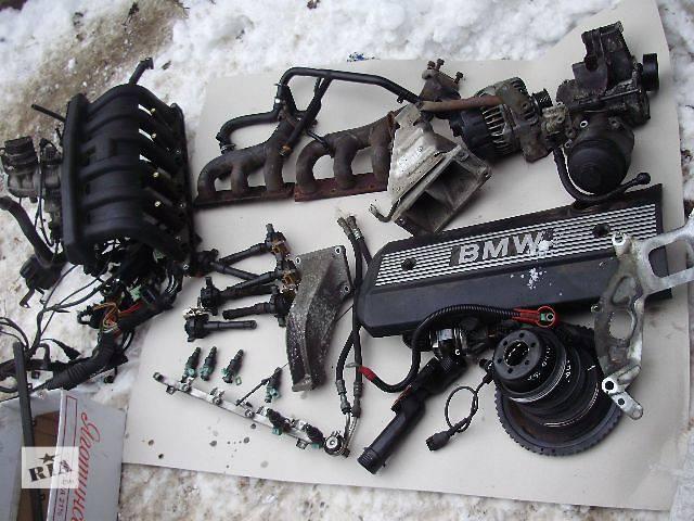 купить бу Навісне обладнання двигуна BMW М52 БМВ ( навесное оборудование ) в Киеве