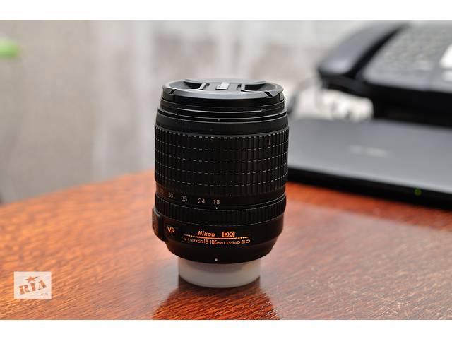 бу Nikon 18-105 1:3.5-5.6G VR в Ровно