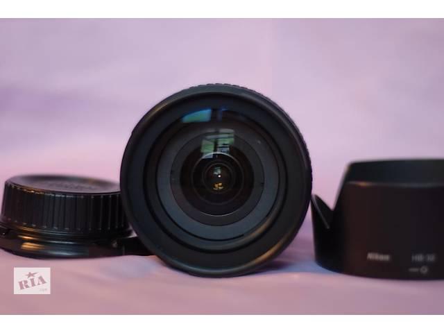 бу Nikon AF-S Nikkor 18-70mm 1:3.5-4.5G ED DX в Боровой (Харьковской обл.)