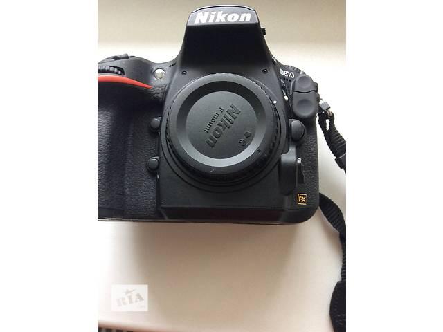 купить бу Nikon D810 в Одессе
