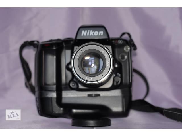 бу Nikon N90 с бустером МВ-10 в Боровой (Харьковской обл.)