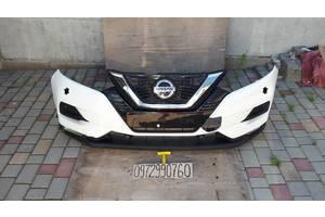 Nissan Qashqai 2018 бампер