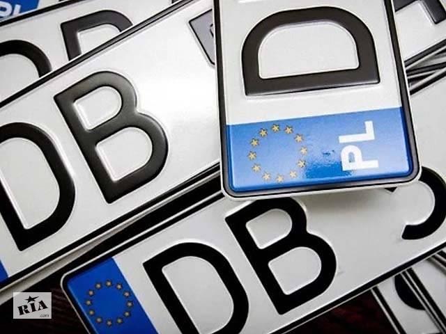 продам Нотариальный перевод документов на авто с еврономерами. бу  в Украине