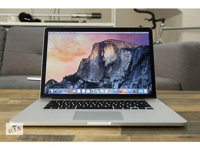 APPLE MacBook Pro 15-inch/Core i7/4 Gb/500 Gb HDD/Идеальное состояние