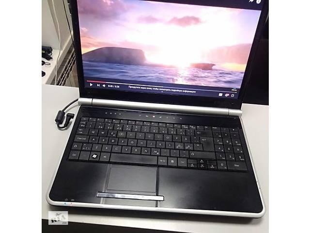 купить бу Надежный ноутбук Packart Bell EasyNote LM81  в Києві