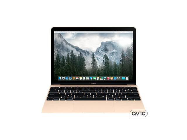бу Ноутбук Apple MacBook 12 2017 (Gold) (MNYL2) в Харькове
