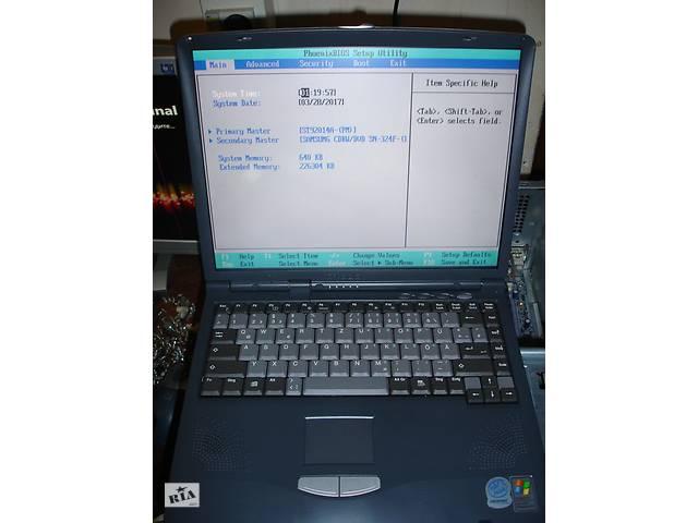 бу Ноутбук Yakumo D27ES в Стрые