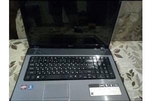 Новые Ноутбуки Acer Acer Aspire 7551