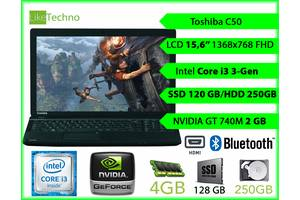 б/у Игровые ноутбуки Toshiba