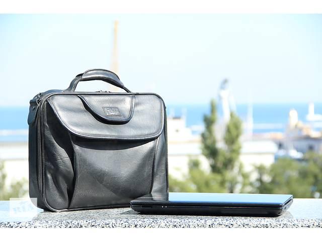 продам Игровой ноутбук (4 ядра) + SSD   Кожаная сумка в подарок бу в Одессе