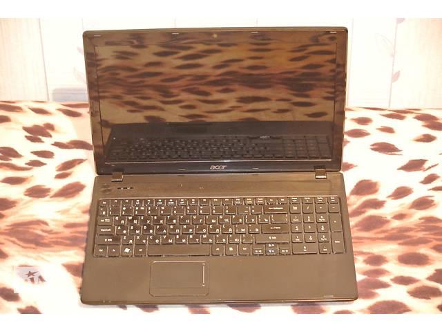 продам Ноутбук Acer Aspire 5742G-333G32Mnkk бу в Запорожье