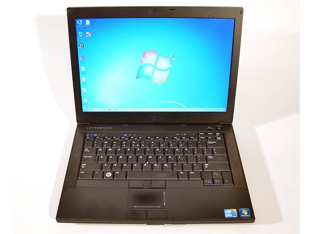 купить бу Ноутбук Dell Latitude E6410/i5 2,6GHz/RAM 4ГБ/HDD 120GB/Возможен ОПТ в Львове