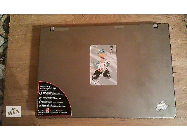 купить бу Ноутбук Lenovo ThinkPad Z60m в Черновцах