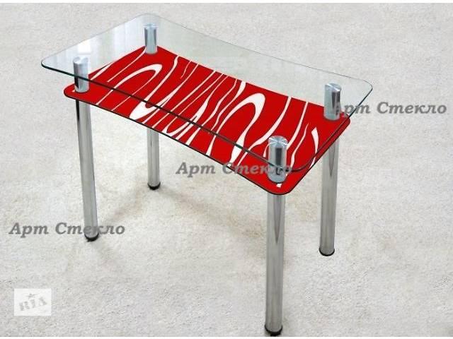 Новае обеденные столы из стекла- объявление о продаже  в Дружковке