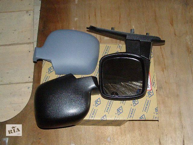 продам Нові та б/у Детали кузова Зеркало Легковой Renault Kangoo груз. 2010 бу в Дубно (Ровенской обл.)