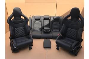 Новые Сидения Audi S6
