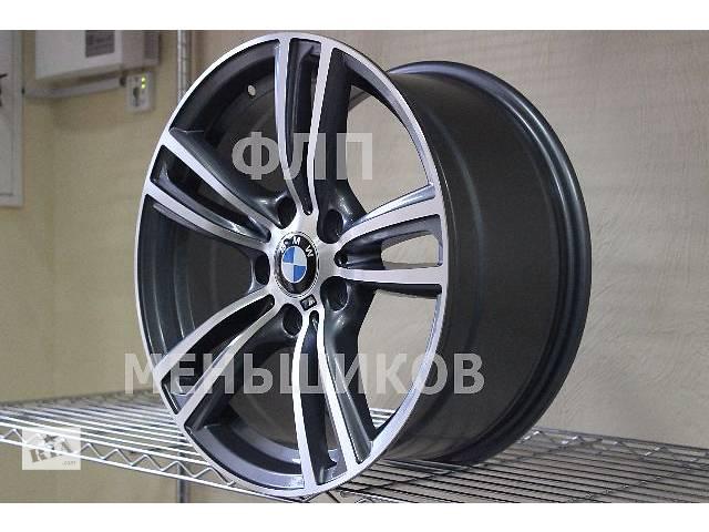 бу Новые R17 5x120 оригинальные диски на BMW 5 Series, Производство Германия в Харькове