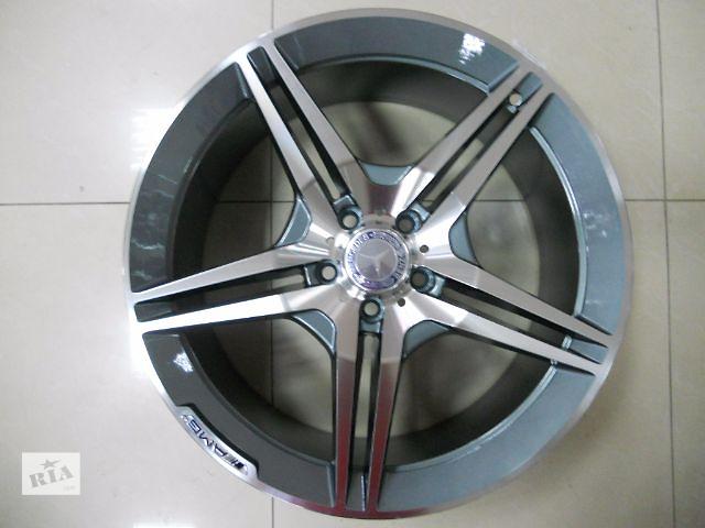 продам Цена за диск. Новые R20 5x112 Оригинальные литые диски на Mercedes GL ML Производство Германия бу в Харькове