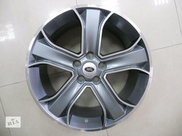 бу Цена за диск. Новые R20 5X120 Оригинальные литые диски на LAND ROVER-Range Rover;sport;DISCOVERY 3\4 Германия в Харькове