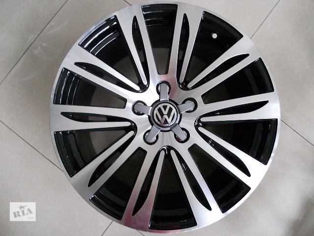 Цена за диск. Новые R20 5x130 Оригинальные литые диски Volkswagen Touareg фирменные диски Производство Германия- объявление о продаже  в Харькове