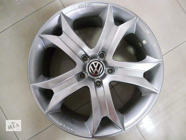 продам Цена за диск. Новые R20 5x130 Оригинальные литые диски Volkswagen Touareg фирменные диски Производство Германия бу в Харькове
