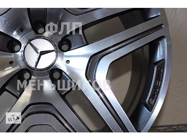 купить бу Новые R21 5x112 оригинальные AMG диски на Mercedes ML-Klasse. Производство Германия в Харькове