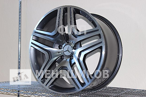 Нові диски Mercedes G-Class