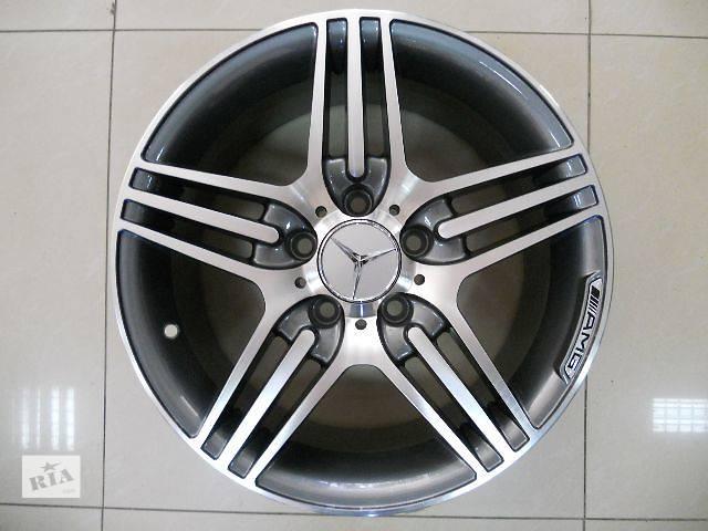 бу Новые 16'' 5х112 Оригинальные диски на Mercedes S-Klasse в Харькове