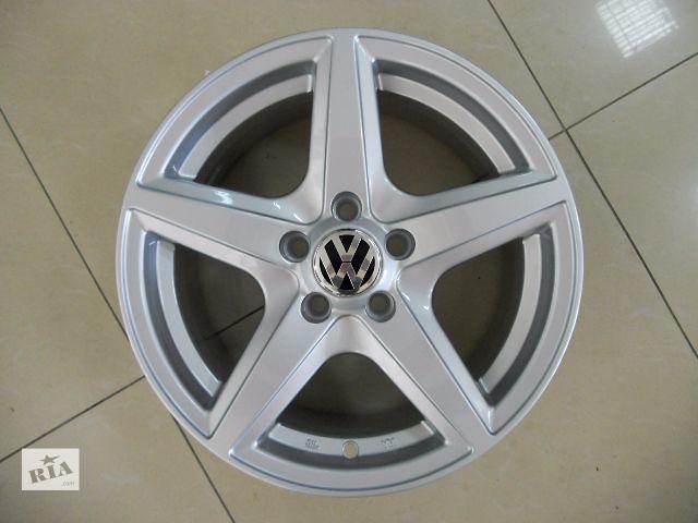 бу Новые R15 5X100 литые диски на Volkswagen Polo Оригинальные в Харькове