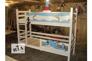 Новые Двухъярусные детские кровати