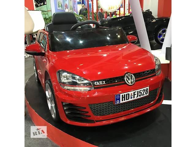 купить бу >>> Новинка ! Детский электромобиль VIP Volkswagen 528 Golf GT в Днепре (Днепропетровск)