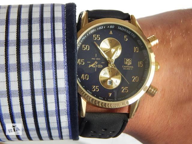 бу Новинка по супер цене - наручные часы Tag Heuer Carrera Calibre 17 в Харькове