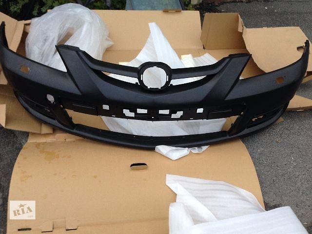 купить бу Новый бампер передний Mazda 3 MPS B37F50031K4366 в Киеве