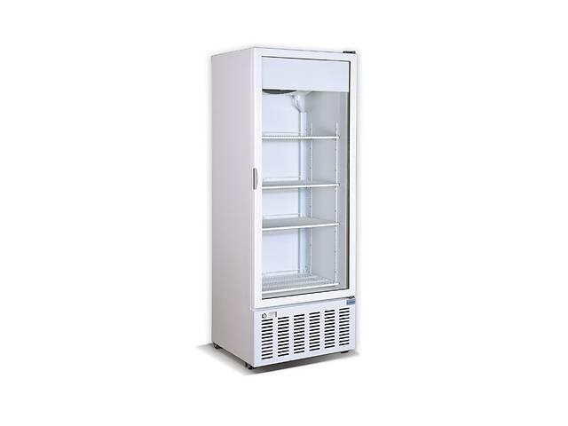продам Новый холодильный шкаф витрина Crystal 400 л, отменное качество бу в Ровно