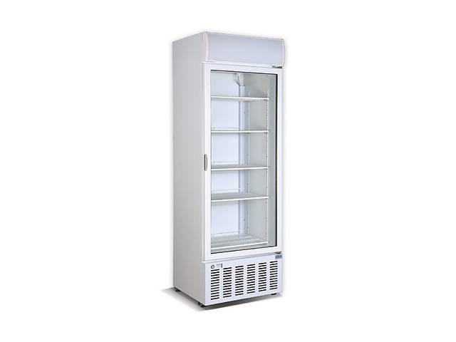 продам Новый холодильный шкаф витрина Crystal 500 л, отменное качество бу в Ровно