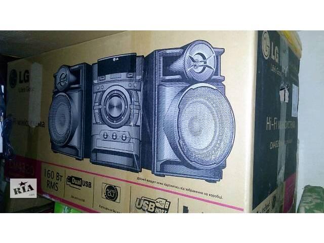 продам новый музыкальный центр с 2 USB   MP3 c CD FM-Radio ... бу в Киеве