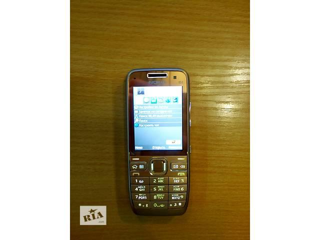 купить бу •Новий Nokia Е52 Gold! Без предоплати! в Киеве