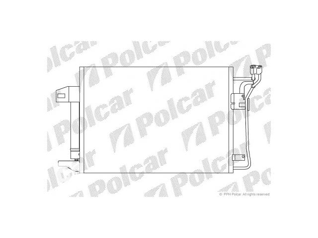 бу Новый радиатор кондиционера для легкового авто Mazda 6 в Луцке