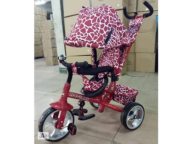 Новый трехколесный  велосипед  zoo-trike!- объявление о продаже  в Києві