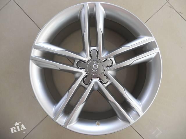 купить бу новый  18 Оригинальные литые диски на Audi А7 в Харькове