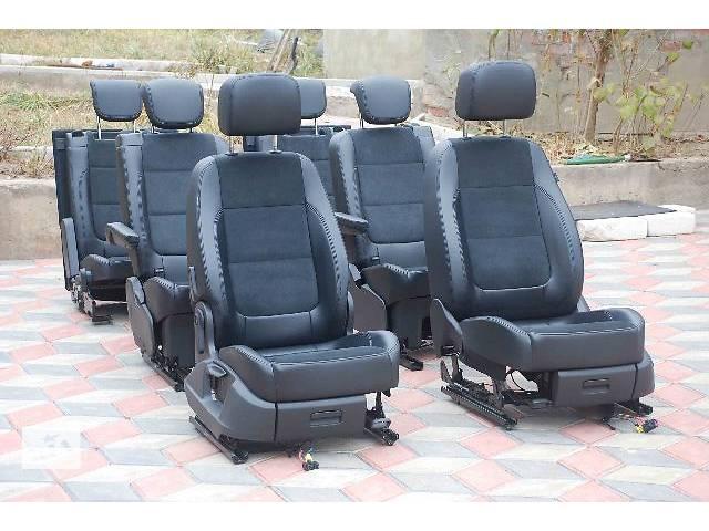 бу Новый комплект сидений легковой Mercedes Vito 2014 в Ровно