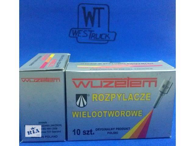 продам новый Топливная система Розпилювач форсунки (WUZETEM) Грузовики Daf ATI бу в Киеве