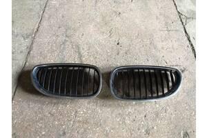 Ноздри Решетка радиатора BMW 5 E60 ноздрі БМВ 5 Е60 Разборка