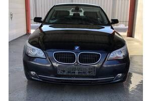 Ноздри в капот BMW 5 E60 Решетки ноздрі БМВ 5 Е60 решітки