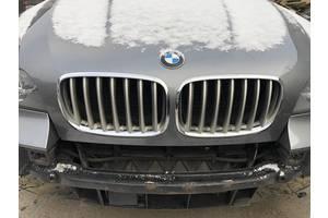 Ноздри в капот Рестайл BMW X5 E70 Решетки ноздрі БМВ Х5 70 решітки 2010-2013