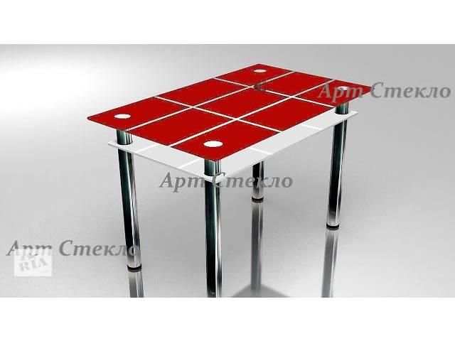 купить бу Обеденные столы из стекла в Дружковке
