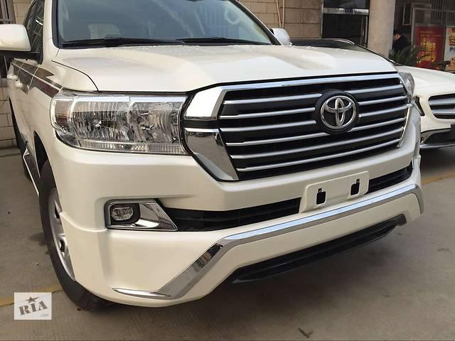 продам Обвес Toyota Land Cruiser 200 2016 Middle East бу в Луцке