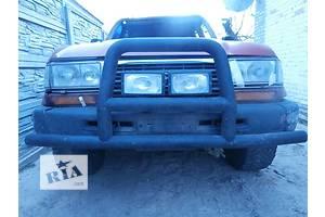 Пороги Toyota Land Cruiser 80